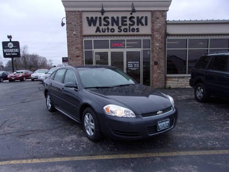 2009 Chevrolet Impala for sale at Wisneski Auto Sales, Inc. in Green Bay WI
