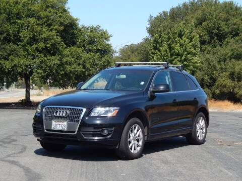 2011 Audi Q5 for sale at Crow`s Auto Sales in San Jose CA