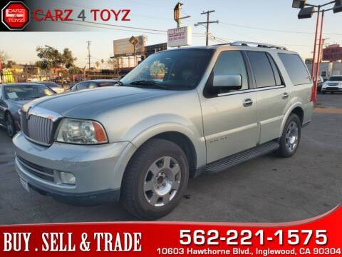 2005 Lincoln Navigator for sale at Carz 4 Toyz in Inglewood CA