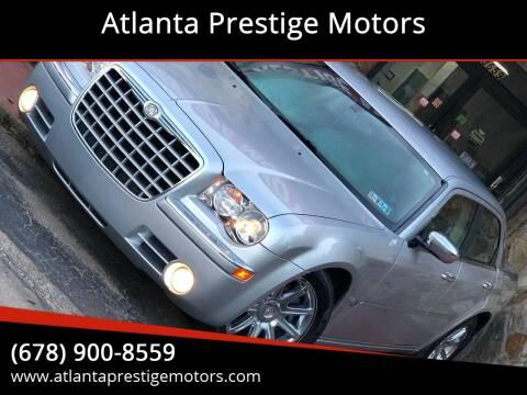 2005 Chrysler 300 for sale at Atlanta Prestige Motors in Decatur GA