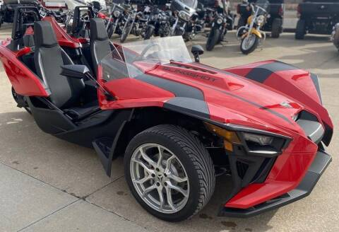 2021 Polaris SLINGSHOT SL AUTODRIVE for sale at Head Motor Company - Head Indian Motorcycle in Columbia MO