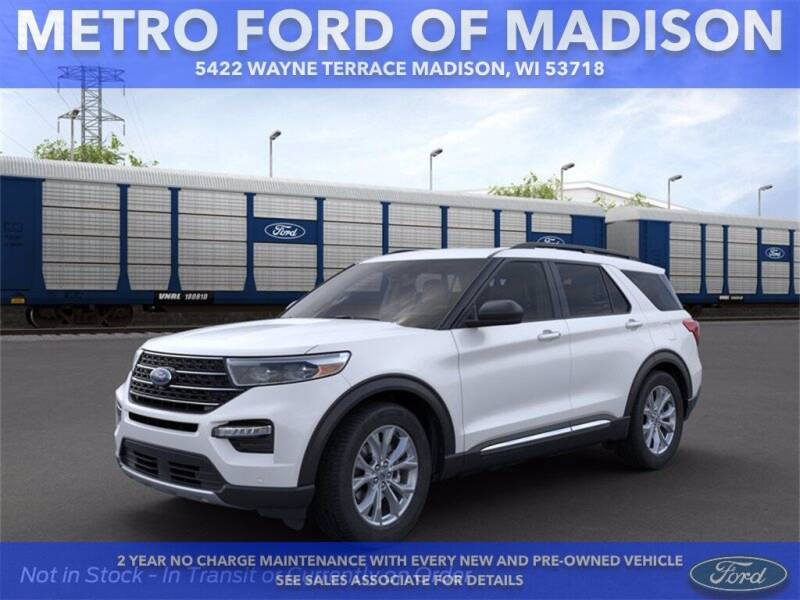 2021 Ford Explorer for sale in Madison, WI