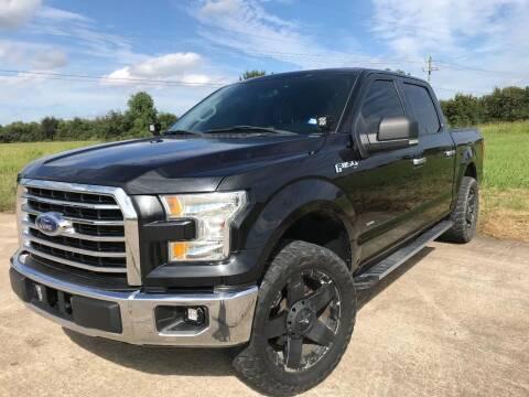 2015 Ford F-150 for sale at Laguna Niguel in Rosenberg TX