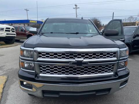 2014 Chevrolet Silverado 1500 for sale at Z Motors in Chattanooga TN