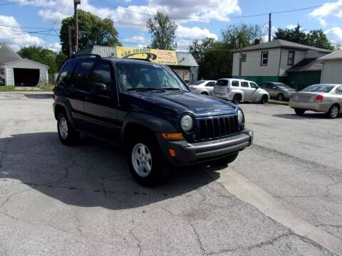2007 Jeep Liberty for sale at Car Credit Auto Sales in Terre Haute IN