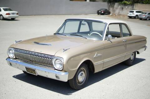 1962 Ford Falcon for sale at Sports Plus Motor Group LLC in Sunnyvale CA
