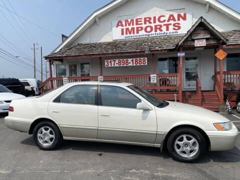 1999 Toyota Camry for sale at American Imports INC in Indianapolis IN