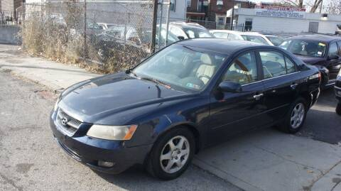 2006 Hyundai Sonata for sale at GM Automotive Group in Philadelphia PA