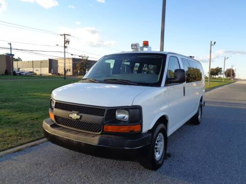 2007 Chevrolet Express Passenger for sale at Rt. 73 AutoMall in Palmyra NJ
