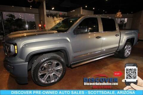 2018 GMC Sierra 1500 for sale at Discover Pre-Owned Auto Sales in Scottsdale AZ