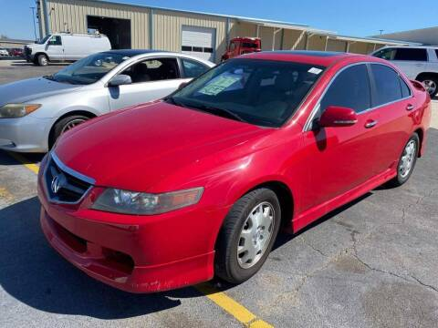 2004 Acura TSX for sale at Space & Rocket Auto Sales in Meridianville AL
