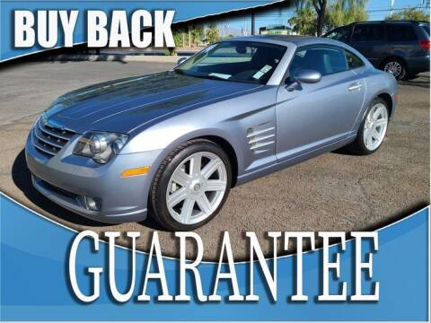 2004 Chrysler Crossfire for sale at Reliable Auto Sales in Las Vegas NV