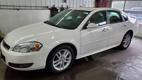 2009 Chevrolet Impala for sale at City Auto Sales in La Crosse WI