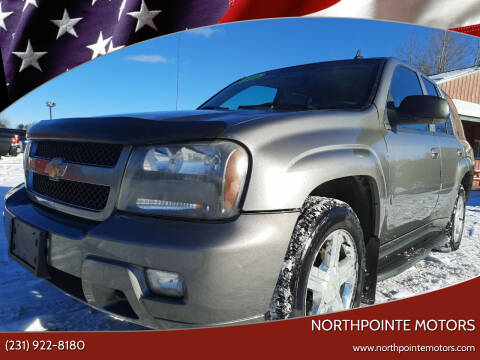 2009 Chevrolet TrailBlazer for sale at Northpointe Motors in Kalkaska MI