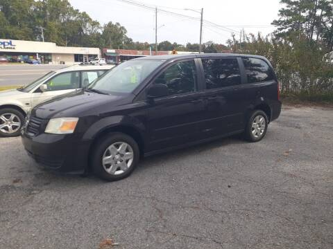2010 Dodge Grand Caravan for sale at PIRATE AUTO SALES in Greenville NC