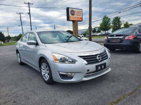 2014 Nissan Altima for sale at Cars 4 Grab in Winchester VA