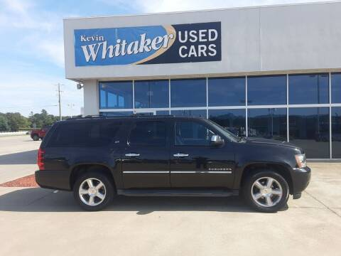 2013 Chevrolet Suburban for sale at Kevin Whitaker Used Cars in Travelers Rest SC