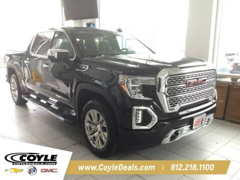 2019 GMC Sierra 1500 for sale at COYLE GM - COYLE NISSAN - Coyle Nissan in Clarksville IN