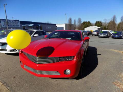 2010 Chevrolet Camaro for sale at Pro-Motion Motor Co in Lincolnton NC