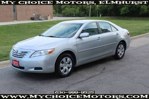 2007 Toyota Camry for sale at My Choice Motors Elmhurst in Elmhurst IL
