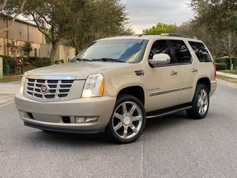 2007 Cadillac Escalade for sale at Presidents Cars LLC in Orlando FL