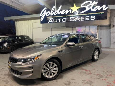 2017 Kia Optima for sale at Golden Star Auto Sales in Sacramento CA