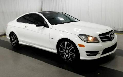 2015 Mercedes-Benz C-Class for sale at Pars Auto Sales Inc in Stone Mountain GA