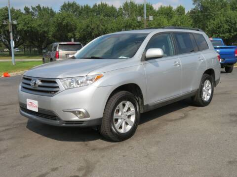 2011 Toyota Highlander for sale at Low Cost Cars North in Whitehall OH