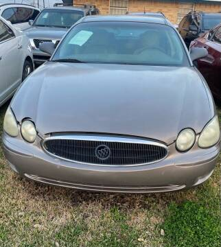 2007 Buick LaCrosse for sale at Ody's Autos in Houston TX