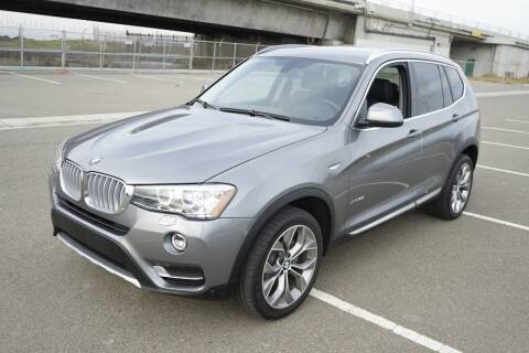 2017 BMW X3 for sale at Sports Plus Motor Group LLC in Sunnyvale CA