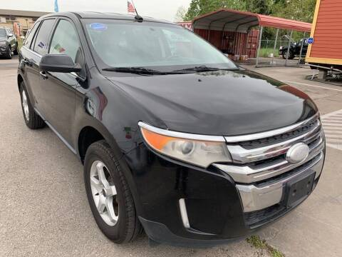 2012 Ford Edge for sale at JAVY AUTO SALES in Houston TX