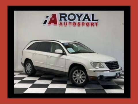 2007 Chrysler Pacifica for sale at Royal AutoSport in Sacramento CA