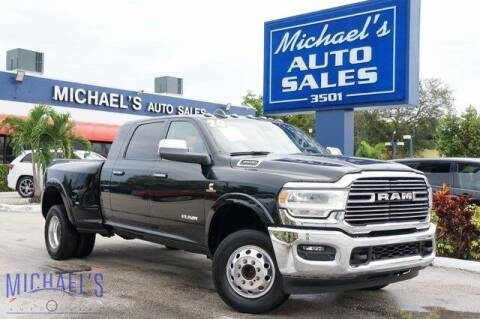 2020 RAM Ram Pickup 3500 for sale at Michael's Auto Sales Corp in Hollywood FL