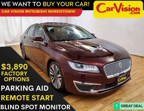 2018 Lincoln MKZ Hybrid for sale at Car Vision Mitsubishi Norristown in Trooper PA