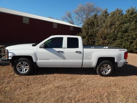 2014 Chevrolet Silverado 1500 for sale at Wheels Unlimited in Smith Center KS