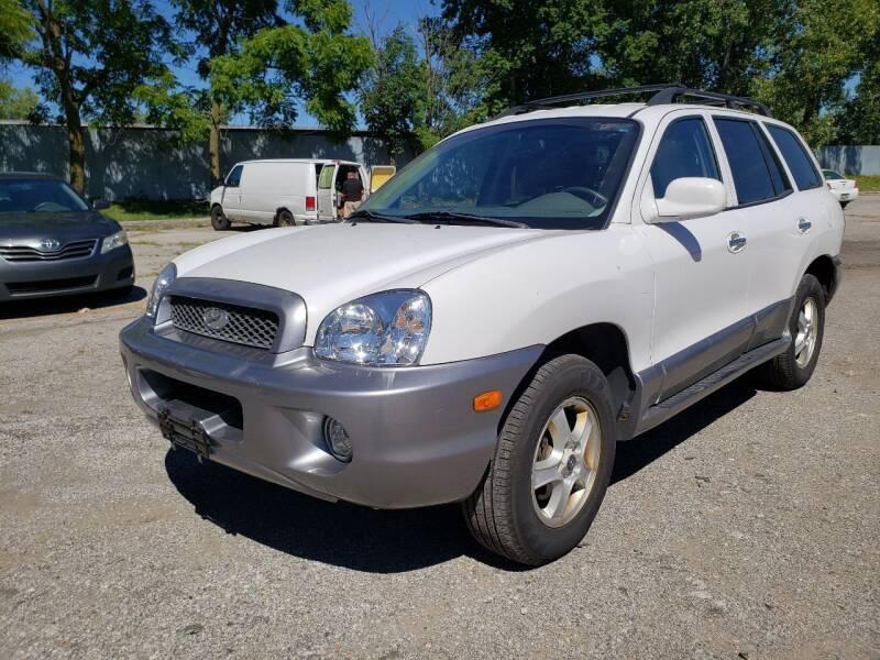 2003 Hyundai Santa Fe for sale at Flex Auto Sales in Cleveland OH