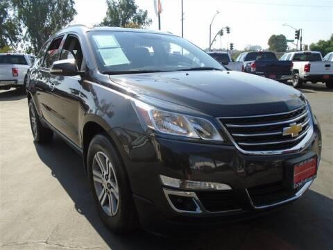 2016 Chevrolet Traverse for sale at Centre City Motors in Escondido CA