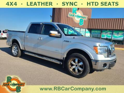 2011 Ford F-150 for sale at R & B Car Co in Warsaw IN