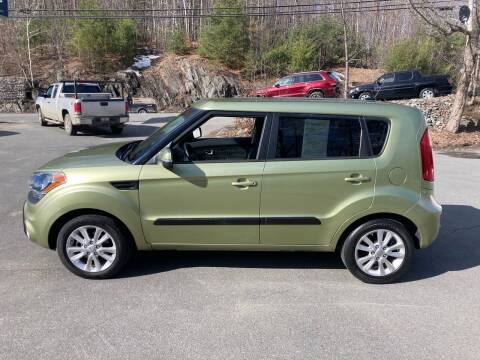 2013 Kia Soul for sale at MICHAEL MOTORS in Farmington ME