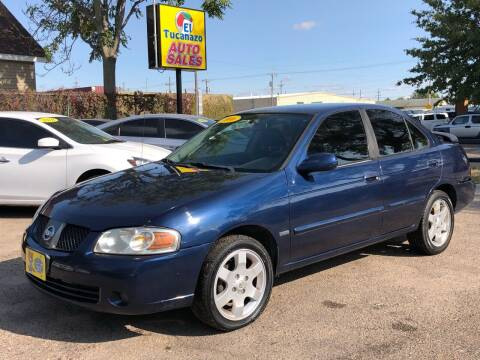 2006 Nissan Sentra for sale at El Tucanazo Auto Sales in Grand Island NE