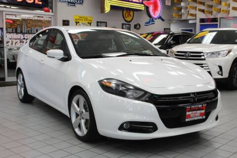 2016 Dodge Dart for sale at Windy City Motors in Chicago IL