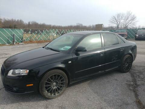2007 Audi A4 for sale at Miller's Autos Sales and Service Inc. in Dillsburg PA