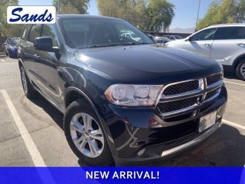 2013 Dodge Durango for sale at Sands Chevrolet in Surprise AZ