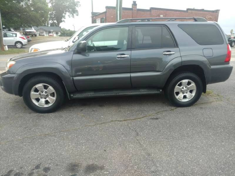 2007 Toyota 4Runner for sale at IMPORT MOTORSPORTS in Hickory NC