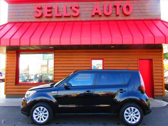 2015 Kia Soul for sale at Sells Auto INC in Saint Cloud MN