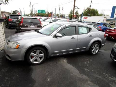 2013 Dodge Avenger for sale at American Auto Group Now in Maple Shade NJ