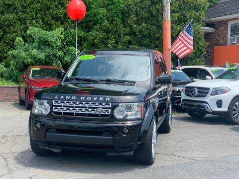 2011 Land Rover LR4 for sale at Bloomingdale Auto Group - The Car House in Butler NJ
