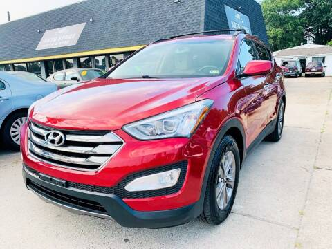2014 Hyundai Santa Fe Sport for sale at Auto Space LLC in Norfolk VA