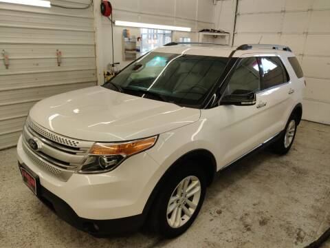 2013 Ford Explorer for sale at Jem Auto Sales in Anoka MN