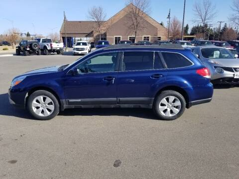 2011 Subaru Outback for sale at ROSSTEN AUTO SALES in Grand Forks ND